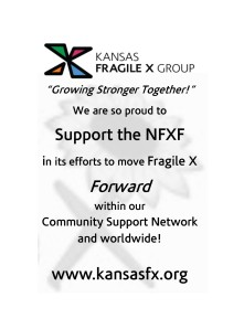 Ad for NFXF conference program